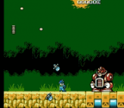 Play Rockman 5 Endless no laser areas (NES) Online