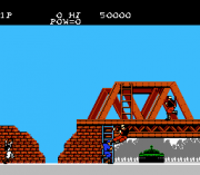 Play Rush 'n Attack G (NES) Online