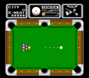 Play Side Pocket (NES) Online