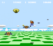 Play Space Harrier (NES) Online