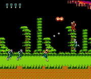 Play Super Fighter (Contra 2 hack) (NES) Online