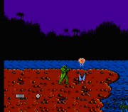 Play Swamp Thing (NES) Online