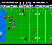 Play Tecmo Super Bowl 2015 (tecmobowl.org hack) (NES) Online