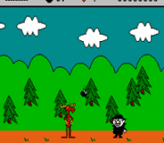 Play The Adventures of Rocky and Bullwinkle and Friends (NES) Online