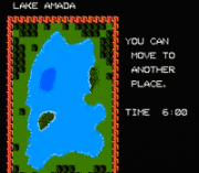 Play The Black Bass USA (NES) Online