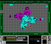 Play The Mutant Virus – Crisis in a Computer World (NES) Online