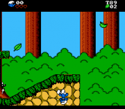 Play The Smurfs (NES) Online