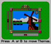 Play Thomas the Tank Engine and Friends (NES) Online