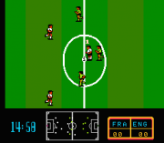 Play Ultimate League Soccer (NES) Online