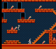 Play Ultimate Second Bugs Bunny Crazy Castle (NES) Online