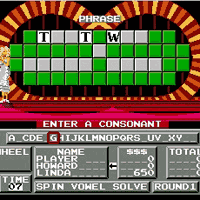 Play Wheel of Fortune – Family Edition (NES) Online
