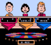 Play Wheel of Fortune – Featuring Vanna White (NES) Online