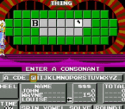 Play Wheel of Fortune – Junior Edition (NES) Online