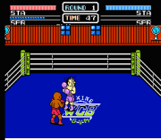 Play World Champ – Super Boxing Great Fight (NES) Online