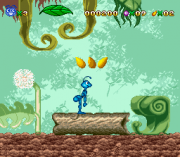 Play A Bug's Life (SNES) Online