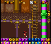 Play Aero the Acro-Bat (SNES) Online