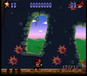 Play Aero the Acro-Bat 2 (SNES) Online