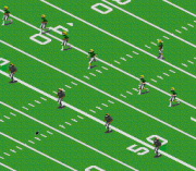 Play All-American Championship Football (SNES) Online