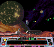 Play Archer MacLean's Dropzone (SNES) Online