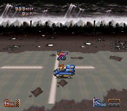 Play BS Chrono Trigger – Jet Bike Special (SNES) Online