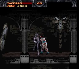 Play Batman Forever (SNES) Online