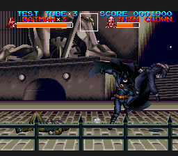 Play Batman Returns (SNES) Online