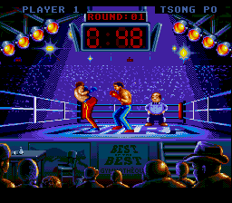 Play Best of the Best – Championship Karate (SNES) Online