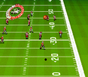 Play Bill Walsh College Football (SNES) Online