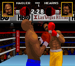 Play Boxing Legends of the Ring (SNES) Online