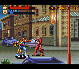 Play Brawl Brothers (SNES) Online