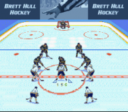 Play Brett Hull Hockey (SNES) Online