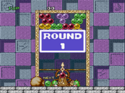Play Bust-M-Up (bust-a-move hack) (SNES) Online