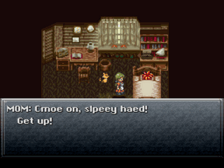 Play Chrono Trigger (Shuffled Version) (SNES) Online