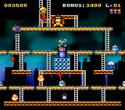 Play Classic Kong Complete (SNES) Online