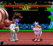 Play Clay Fighter – Tournament Edition (SNES) Online