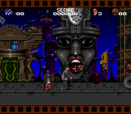 Play Cool World (SNES) Online