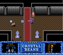Play Crystal Beans – From Dungeon Explorer (english translation) (SNES) Online
