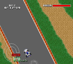 Play Cyber Spin (SNES) Online