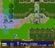 Play Der Langrisser (english translation) (SNES) Online