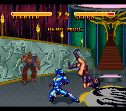 Play Double Dragon V – The Shadow Falls (SNES) Online