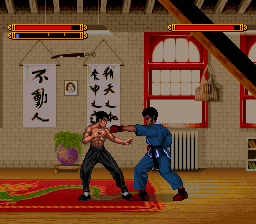 Play Dragon – The Bruce Lee Story (SNES) Online