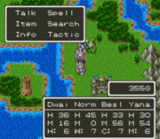 Play Dragon Quest 3 (english translation) (SNES) Online