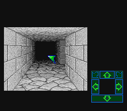 Play Dungeon Master (SNES) Online