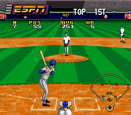Play ESPN Baseball Tonight (SNES) Online