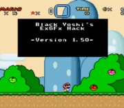 Play ExGFx Hack v2 (SNES) Online