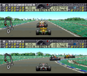 Play F1 Pole Position 2 (SNES) Online