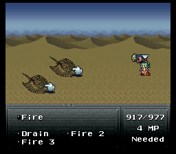Play FF6 shadow replaced with Imperial gaurd (SNES) Online