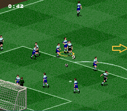 Play FIFA 97 – Gold Edition (SNES) Online