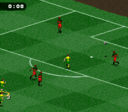 Play FIFA 98 – Road to World Cup (SNES) Online
