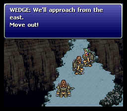Play Final Fantasy 3 to FF6 (SNES) Online